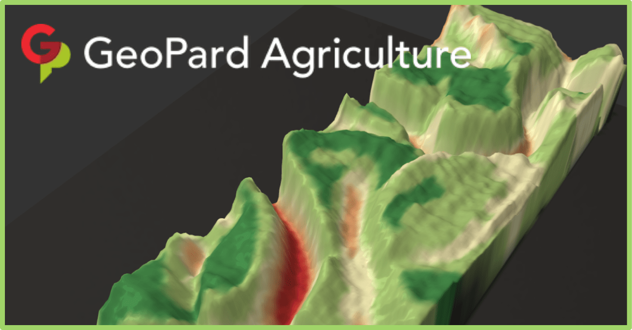 3D Topography Maps in precision agriculture