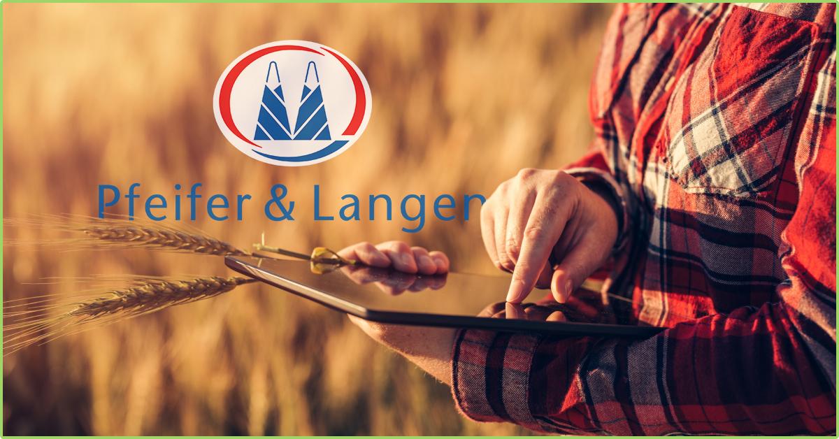 pfeifer & langen ccoperation