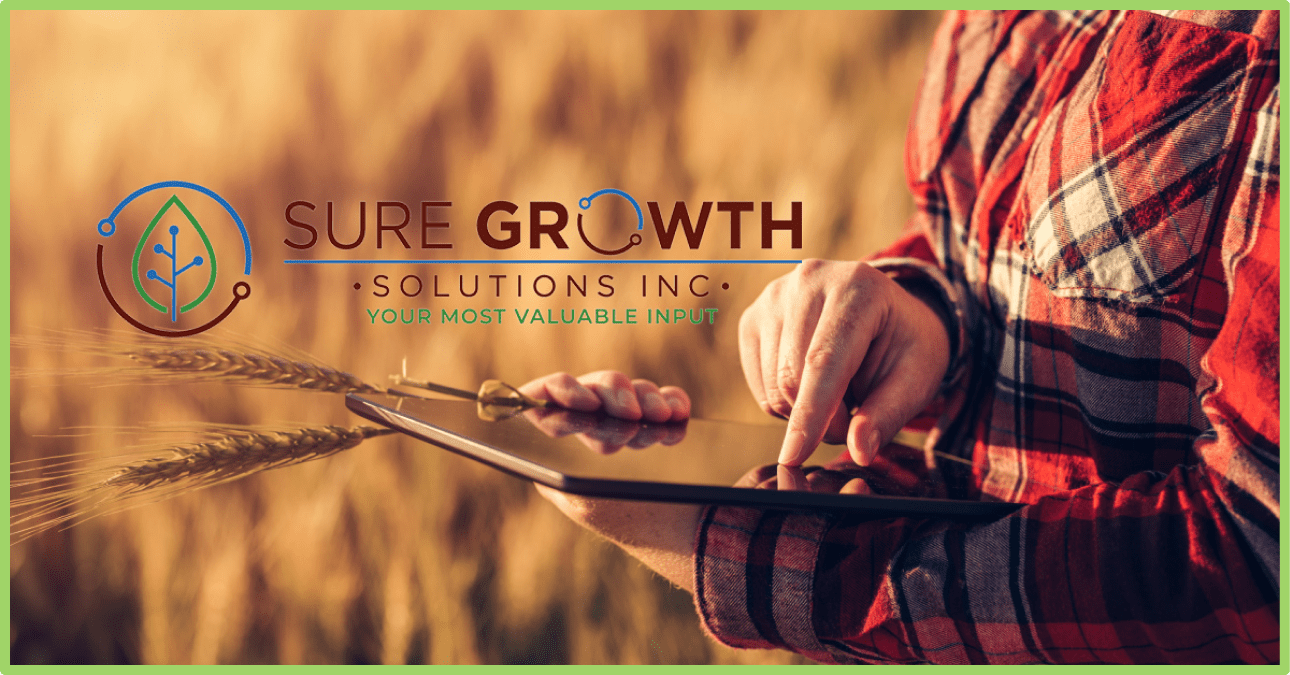 Cooperation with Sure Growth Solutions, our partner and distributor
